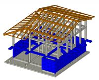 Axis VM - Verifica strutture in cemento armato, acciaio, legno, vetro
